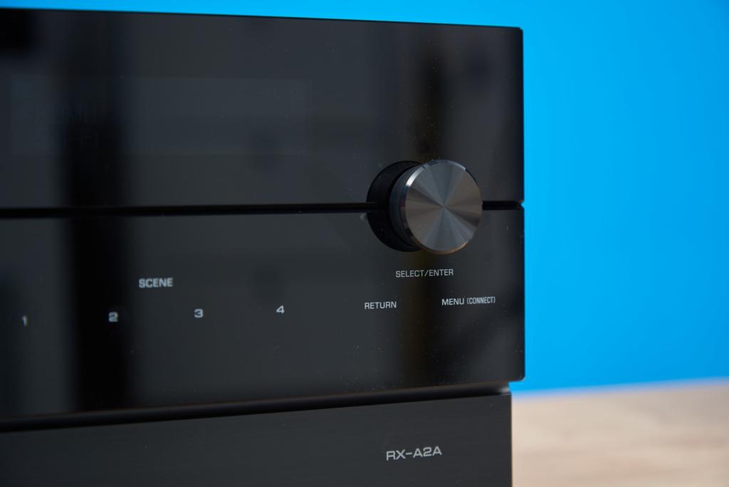 Yamaha RX-A2A - Scenes
