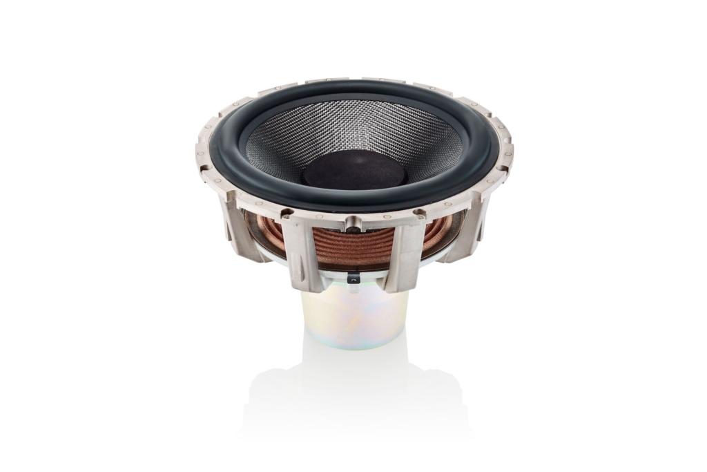 B&W Serie 800 Diamond D4 - Aerofoil Tieftöner