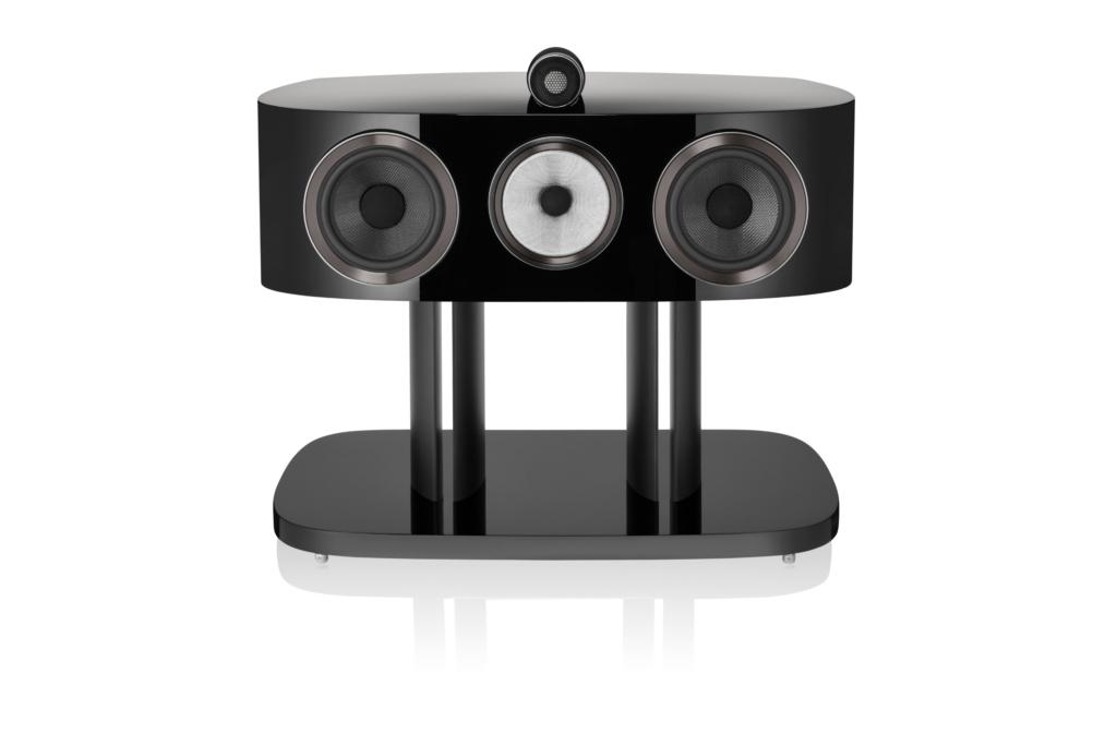B&W Center Speaker HTM82 D4 Schwarz