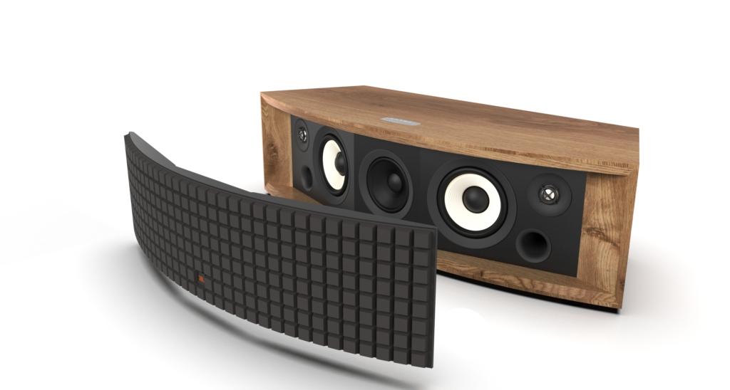 Musik-System JBL L75 ms Front