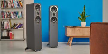 Q Acoustics 3050 Titelbild 1