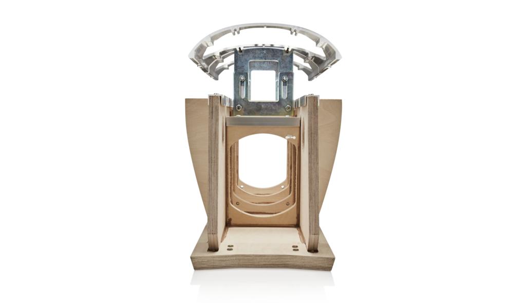 B&W Serie 800 Diamond D4 - Konstruktion