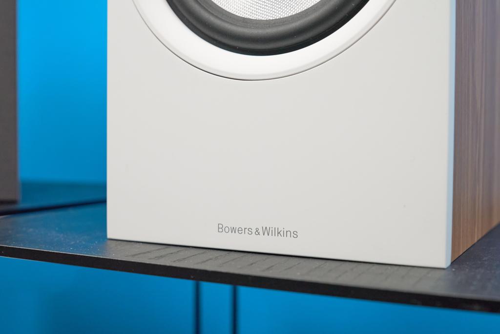 B&W 606 S2 Logo