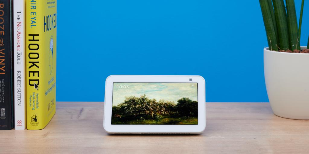 Amazon Echo Show 5 Touchscreen