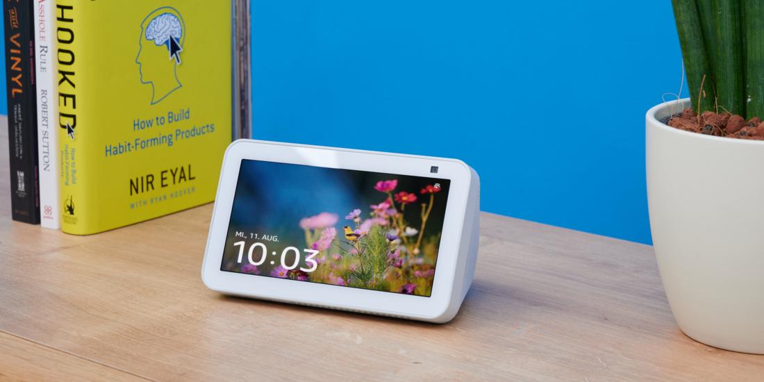 Amazon Echo Show 5 Test