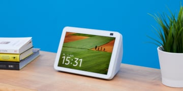 Amazon Echo Show 8 Test