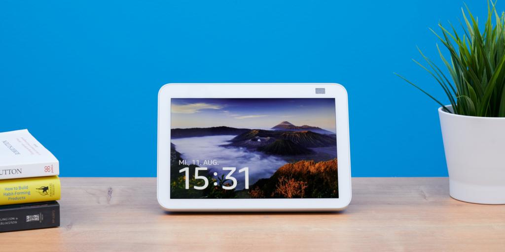 Amazon Echo Show 8 Touchscreen