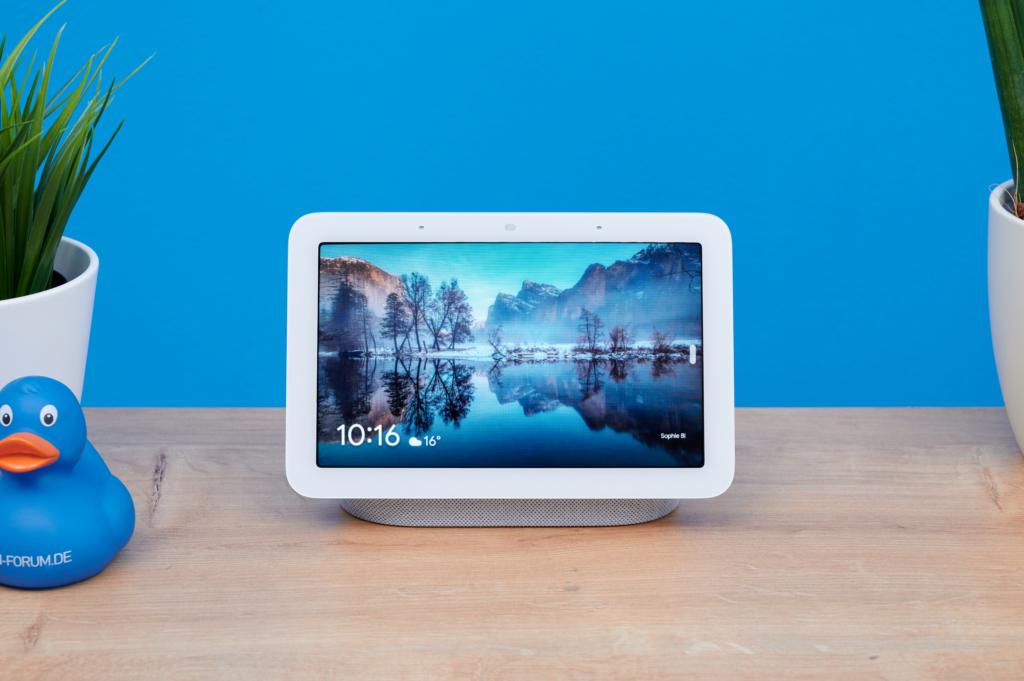 Google Nest Hub 2 Display
