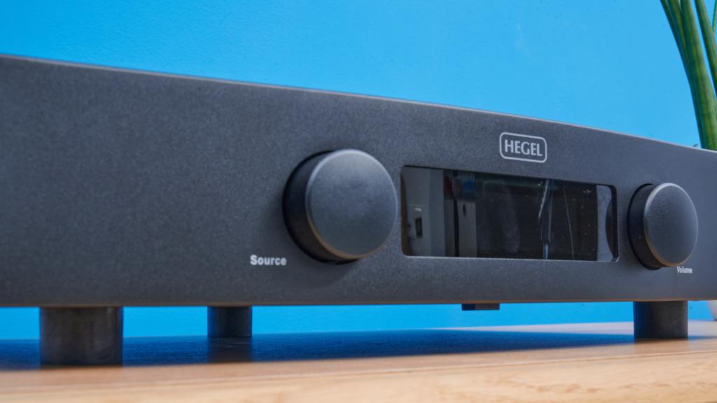Streaming-Verstärker Hegel H120 - Füße