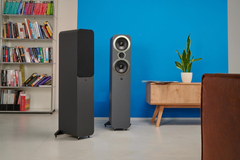 Q Acoustics 3050i Abdeckung
