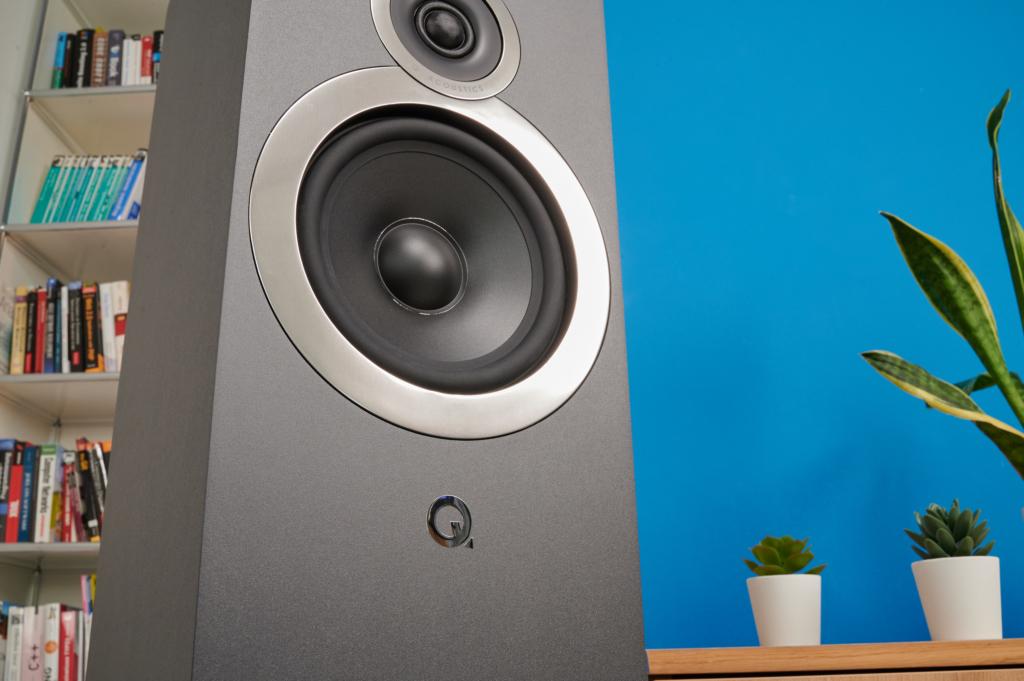 Q Acoustics 3050i Logo
