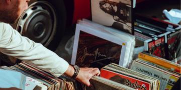 Schallplatten werden zunehmend beliebter