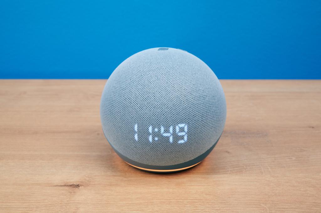 Amazon Echo Dot 4 Alexa-Lautsprecher