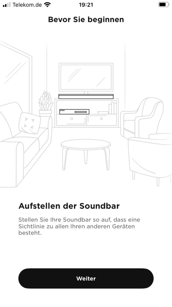 Bose Music App Screenshot1