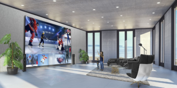 LG DVLED: 8K-Fernseher mit 325 Zoll vorgestellt ? der teuerste TV der Welt