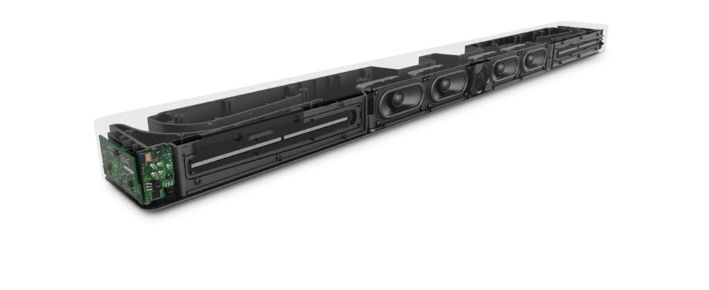 Bose Smart Soundbar 700 Innenleben