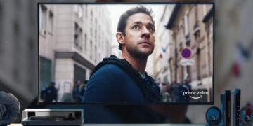 Fernseher mit Amazon Prime