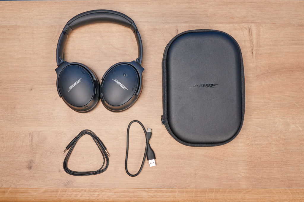 Bose QuietComfort 45 - Zubehör
