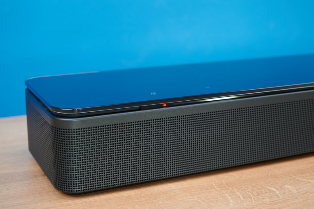 Bose Smart Soundbar 700 Touchpanel