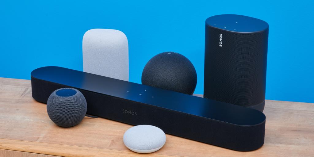 Smart Speaker Alexa Lautsprecher