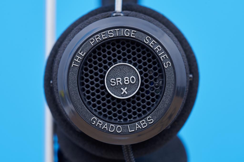 Grado SR80x Design