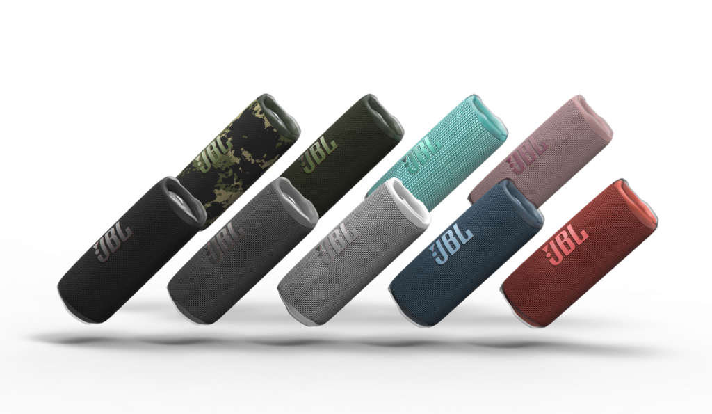 Produktbild JBL FLip 6 in verschiedenen Farben