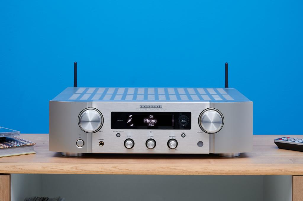 Marantz PM7000N als Streamer