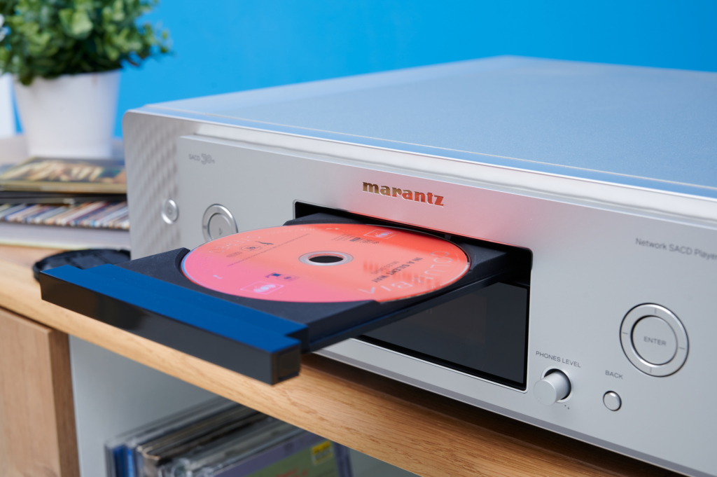 Marantz SACD 30n - CD-Lade