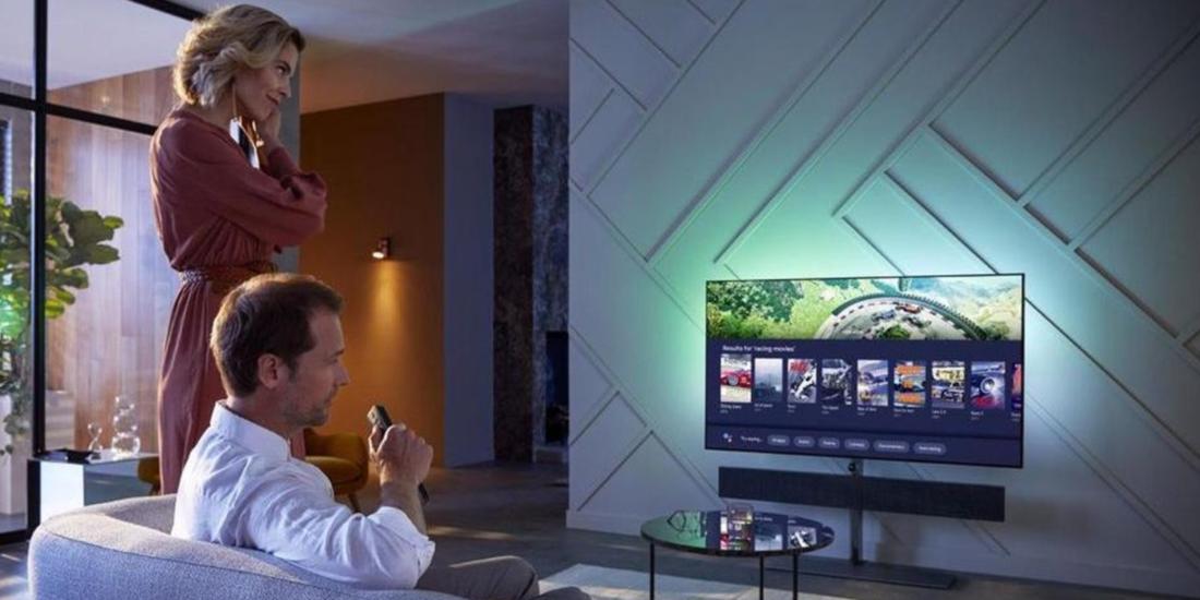 Cashback-Aktion für OLED-TVs von Philips