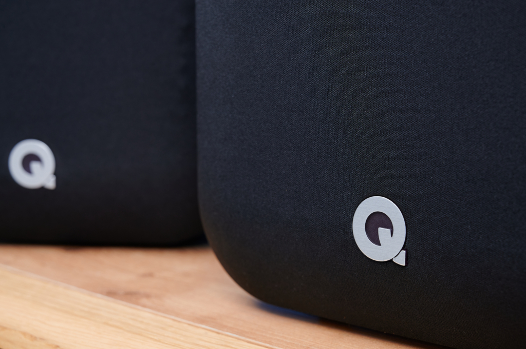 Q Acoustics M20 Logo