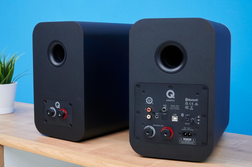 Q Acoustics M20 Bassreflex