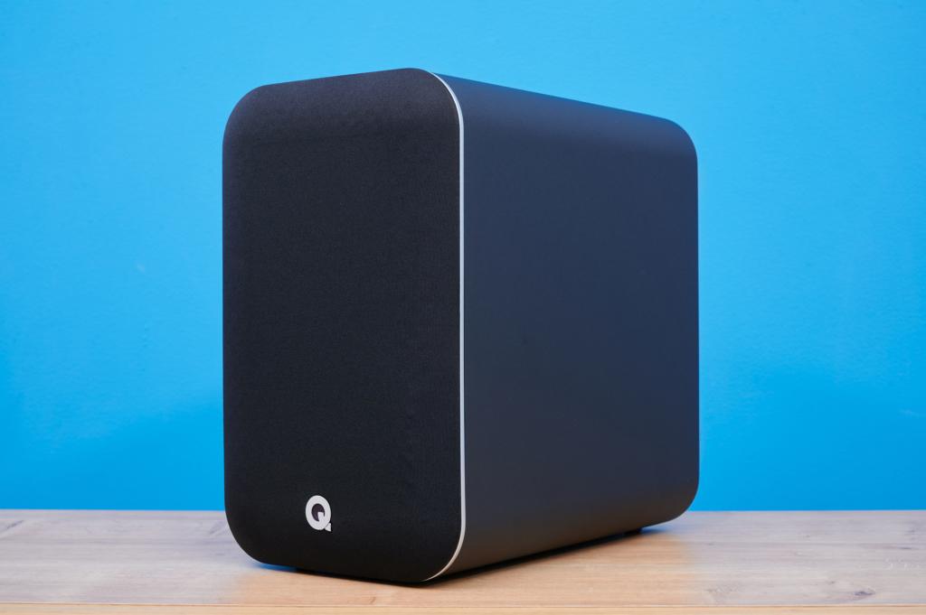 Q Acoustics M20 Seitlich