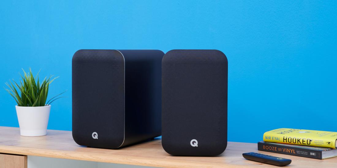 Q Acoustics M20 im Test – Klangstarke Aktivbox für kleines Geld