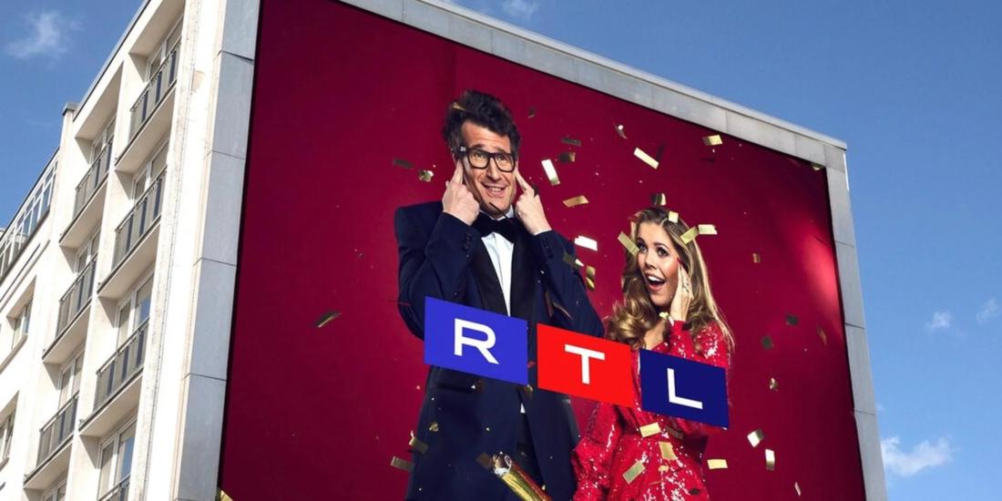 Neues Logo von RTL