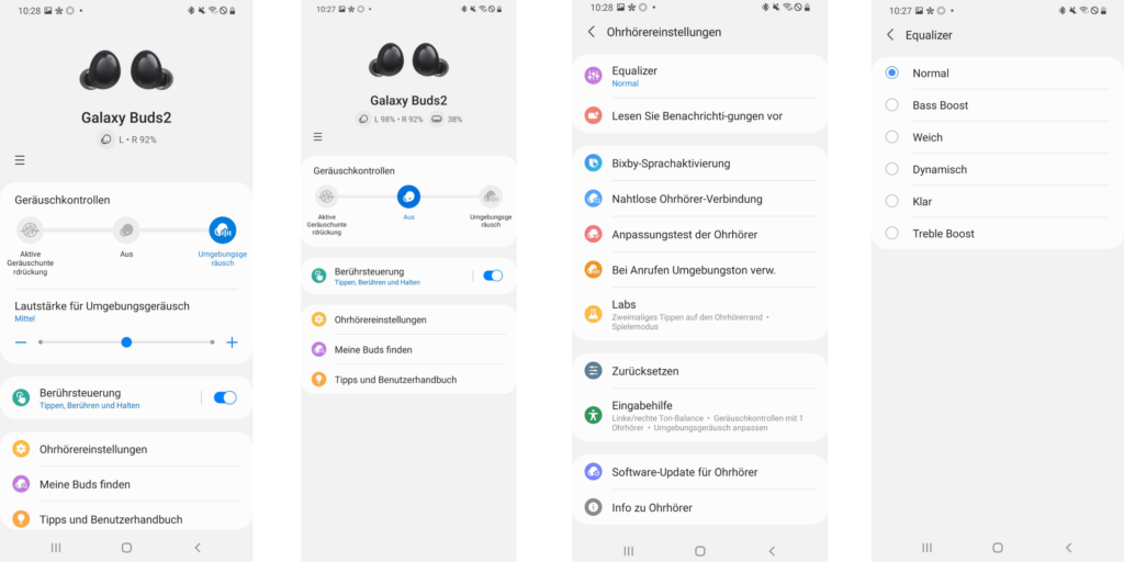 Samsung Galaxy Buds 2 App