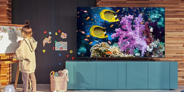 Samsung Q60A im Angebot: Günstiger QLED-TV nochmal runtergesetzt