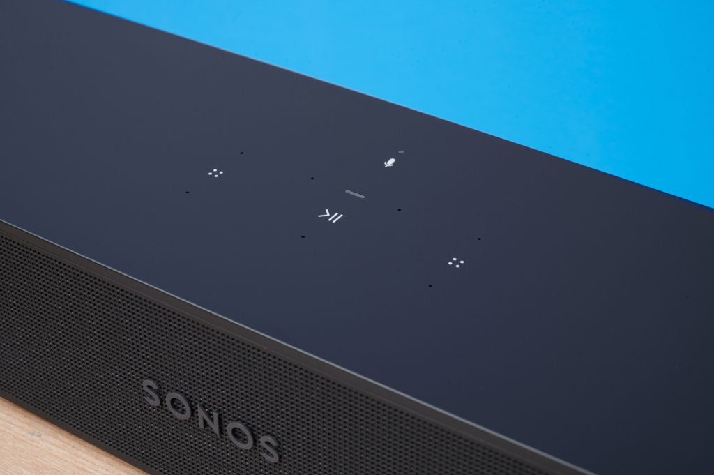 Sonos Beam (Gen. 2) Bedienfeld