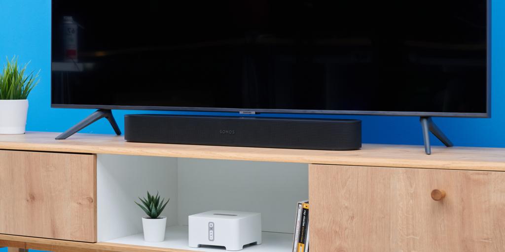 Sonos Beam (Gen. 2) mit TV
