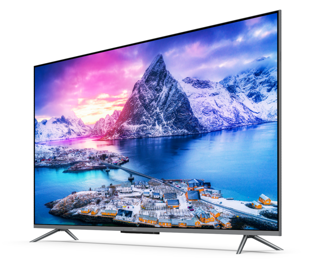 "Der Xiaomi TV Q1E 55"""