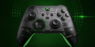 20 Jahre Xbox: Jubiläums-Gamepad und -Headset angekündigt