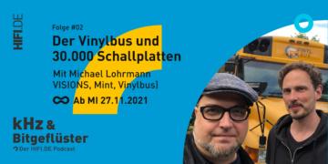 kHz & Bitgeflüster Episode #02 Vinylbus