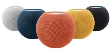 Apple bringt den Homepod Mini in neuen Farben