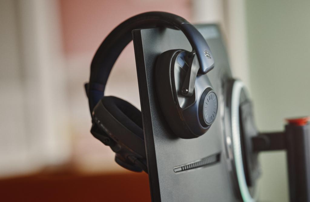 Das Epos H6 Pro kann am PC von der Epos Gaming Suite profitieren.