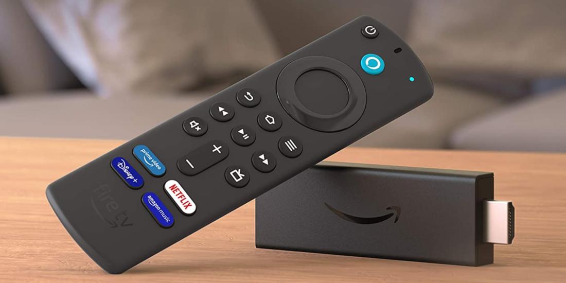 Fire TV 4K und Cube ab sofort mit neuer Fernbedienung