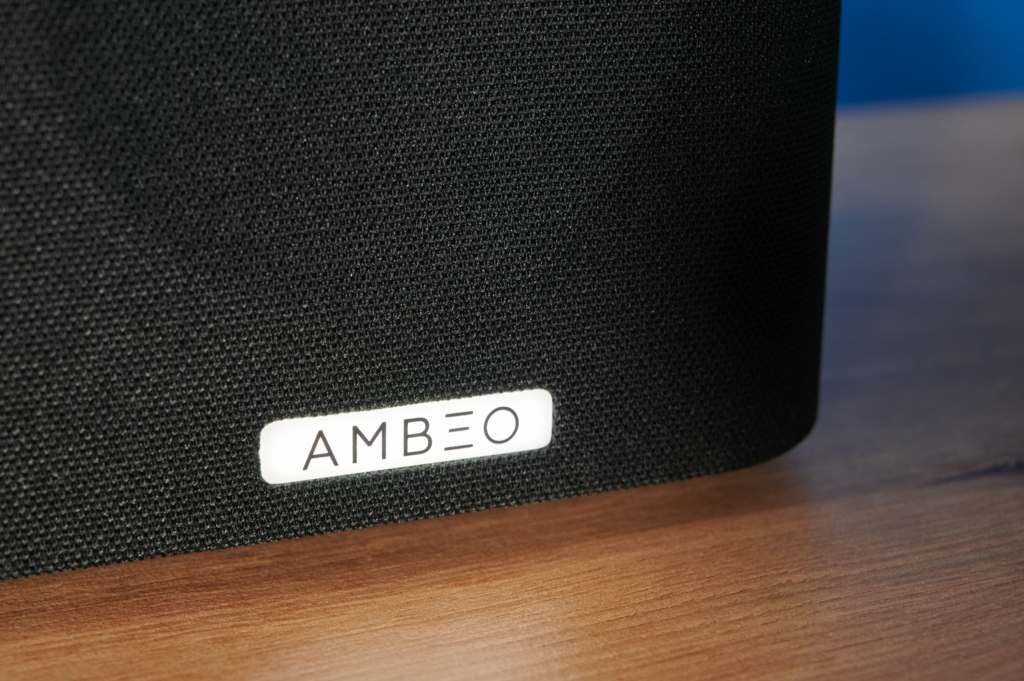 Sennheiser Ambeo Logo