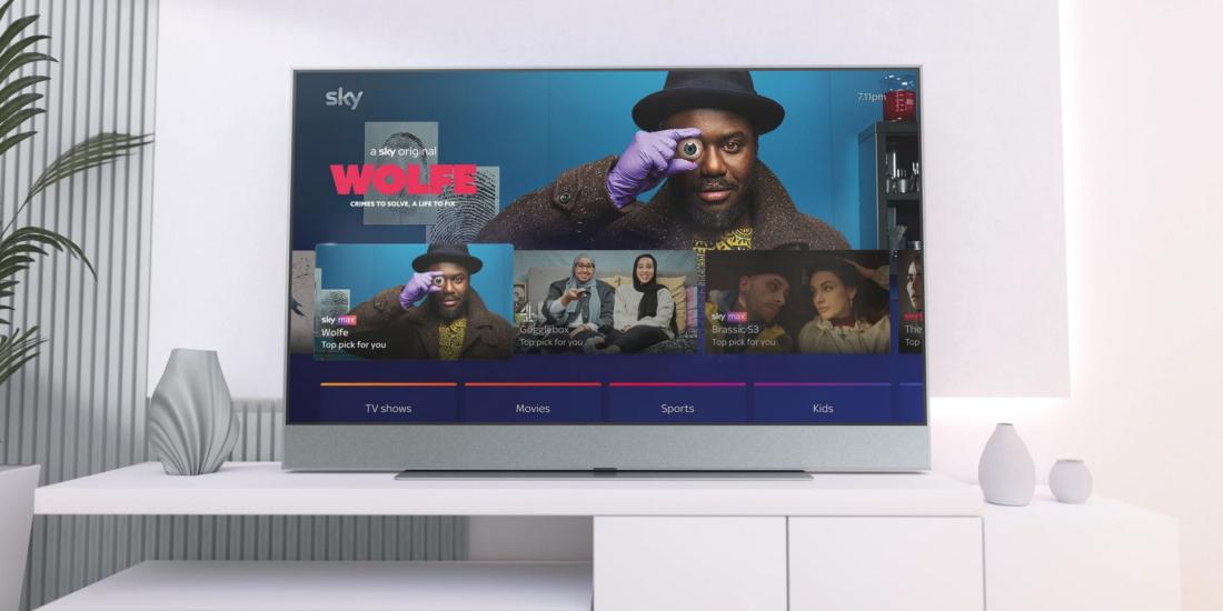 Sky Glass Fernseher