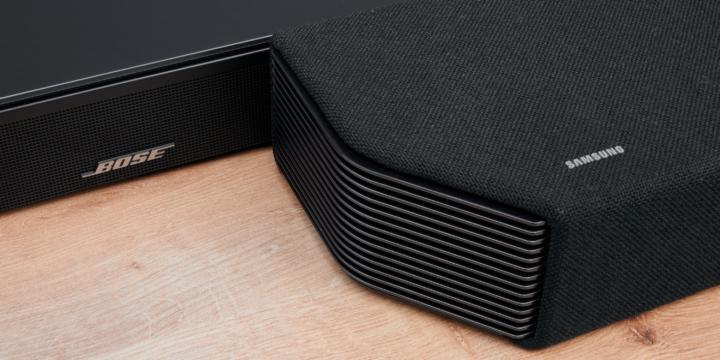 Samsung HW-Q950A vs. Bose Smart Soundbar 900: Welche Soundbar passt zu dir?